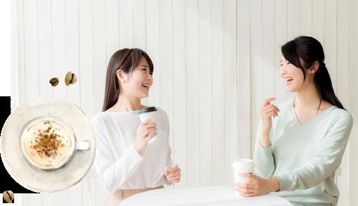 無料のコーヒーサーバーで<br/>いつでも美味しいコーヒーを!